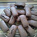 Cake au chocolat(cannelle)...bon pour la ligne,sisi!