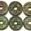 Annam, empereur lê thánh tông 聖宗 (1460-1497), quang thuận thông bảo 光順通寶