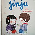 Jinju, oh les amoureux !