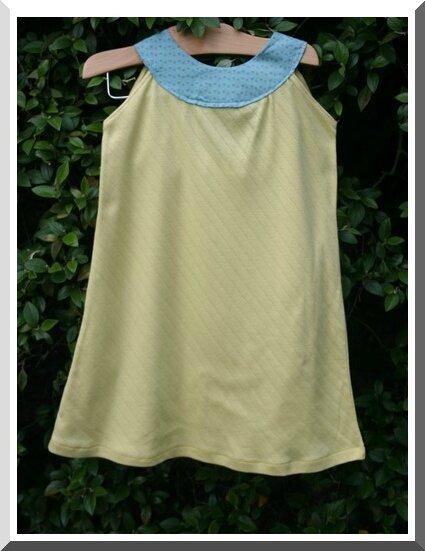 robe jaune1