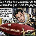 Espagne : nicolas sarkozy devient don sarko
