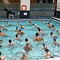 <b>Exercices</b> à la <b>piscine</b> (1/2)