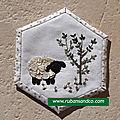 Hexagone n°41: le mouton brodé