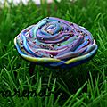 Bague lollipop