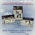 Le gala de patinage du 29 décembre !