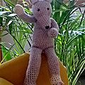 Crochet amigurumi et cal