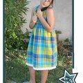 Une petite robe pour amandine