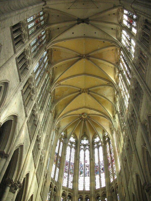 Cathédrale de Beauvais, le choeur le plus haut du monde (60)