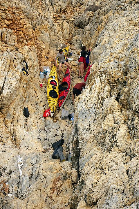 Gioura, ou est la plage ? — P1010554
