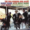 Barney Kessel Shelly Manne Ray Brown - 1958 - The Poll Winners Ride Again (Contemporary)