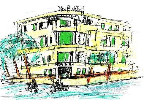 Hôtel Hoa Binh