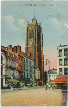 59 - DUNKERQUE - La tour