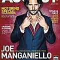 Joe manganiello - august man