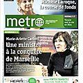 Marseille 2014 <b>Carlotti</b> responsable des handicapés