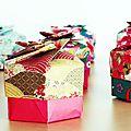 Boites invités en origami {mima} - part 2