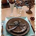Table gourmandises chocolatées 023