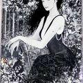 Lady, 40x60, 2011, disponible