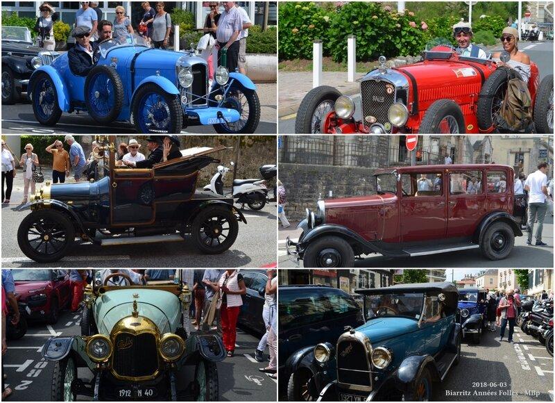 2018-06-03 - Biarritz Années Folles les voitures