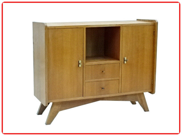 buffet meuble tv vintage