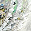 médaillons printaniers marimerveille - birds