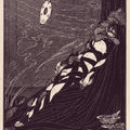 Harry clarke, edgar poe 4