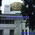 Mon <b>top</b> <b>10</b> <b>architecture</b> <b>art</b> <b>nouveau</b>: N°7: Le pavillon de la Sécession (Vienne, Autriche)