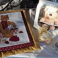 Cadeaux Aline (échange ours)