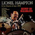 Lionel Hampton & His Giants Of Jazz - 1979 - Hamp In Haarlem (Timeless)