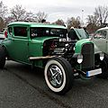 Rod <b>Ford</b> coupe-1932