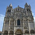 04/06/15 : la cathédrale d'angoulême