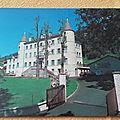 Yssingeaux - chateau Montbarnier - école nationale supérieur de la patisserie