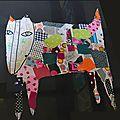 Galerie des oeuvres réalisées dans les écoles (retour accueil)