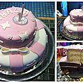 Le gâteau d'anniversaire de ma puce!
