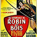 Les aventures de Robin des bois - MICHAEL CURTIS & WILLIAM KEIGHLEY