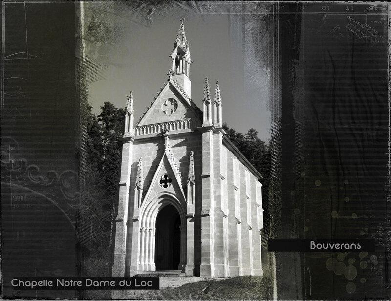 Bouverans - Chapelle-