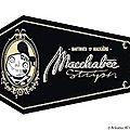 Macchabée strips/ matthieu hackière