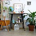 Mon petit mobilier vintage (et conseils de chine)