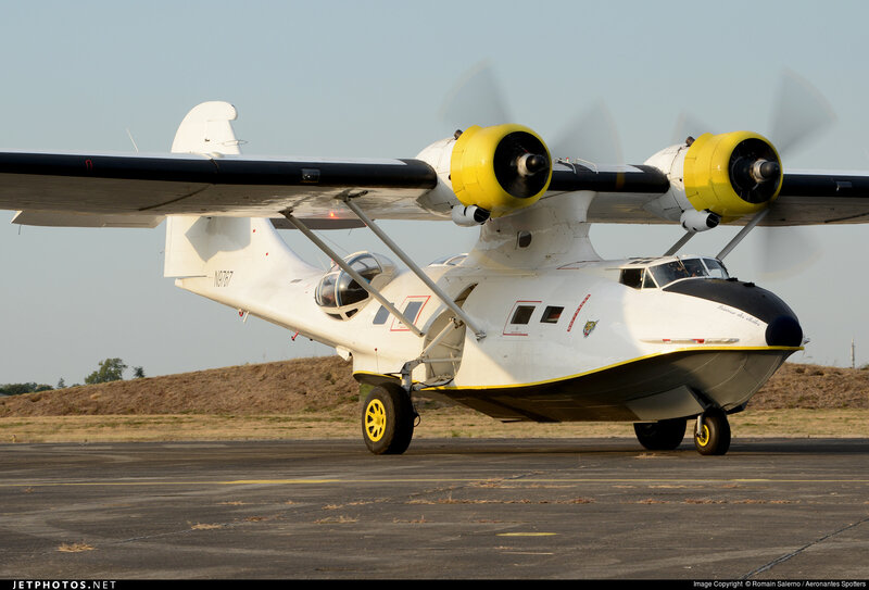 179 N9767 Consolidated PBY-5A Catalina 21996
