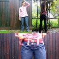 Jean pour anorexique