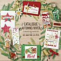 <b>Catalogue</b> Stampin'Up automne-hiver