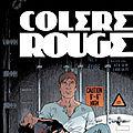 <b>Largo</b> Winch, tome 18 : Colère rouge - Philippe Francq & Jean Van Hamme