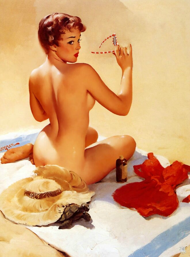 15-pin-up-painting-by-gil-elvgren