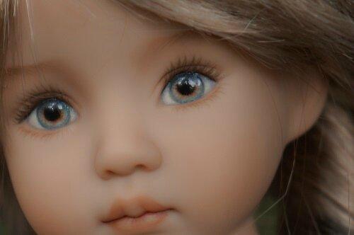 L'automne de Pauline , Little Darling de Lana Dobbs