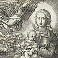 500-year-old german engraving by albrecht durer surfaces at french flea market