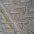 Crystal Lace Stole