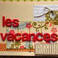 Les vacances en famille (1)