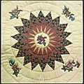 <b>Antique</b> <b>Wedding</b> <b>Sampler</b> bloc 6 et 7