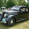 <b>RENAULT</b> Celtaquatre ADC3 berline 1937