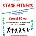 Stage fitness