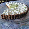 Key lime pie / флоридский лаймовый пай